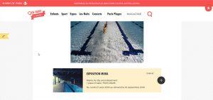 Que Faire à Paris cette semaine – Que Faire à Paris 2- Mozilla Firefox